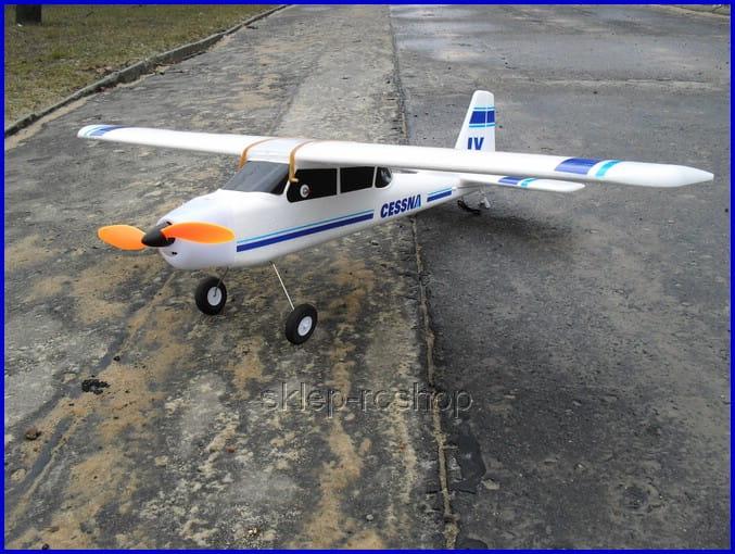 Zdalnie sterowany samolot Cessna 747-1 - 4 kanałowa