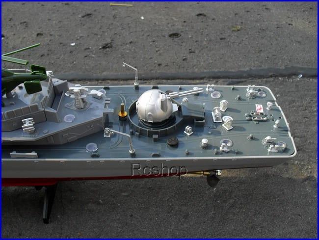Zdalnie sterowany niszczyciel Smasher HT-2879 od Rcshop