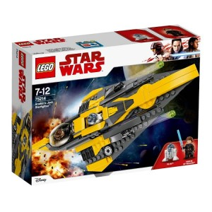 LEGO ® Star Wars 75214 Jedi Starfighter Anakina