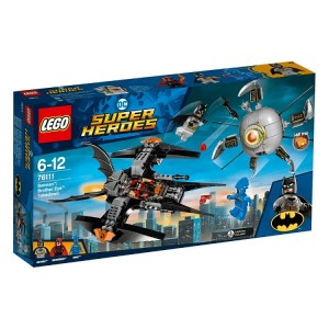LEGO ® Super Heroes 76111 Batman: Pojedynek z Brother Eye